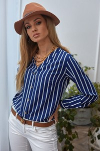 ESMERALDA Stripes Blue